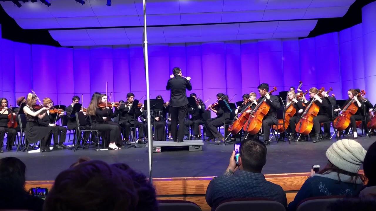 Download Union Public Schools Philharmonic Orchestra 2018 Fall Concert