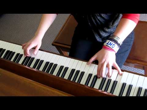 The Day I Left The Womb│Escape The Fate~ Piano Cover