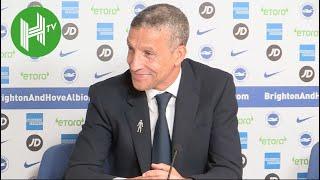 Brighton 1-2 Chelsea | Chris Hughton: Eden Hazard is a special player