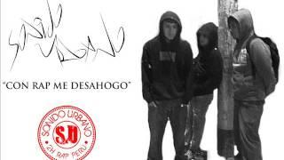 CON RAP ME DESAHOGO - SONIDO URBANO (LAGER, KALO, SIR PREZ) Hip Hop Peruano 2014