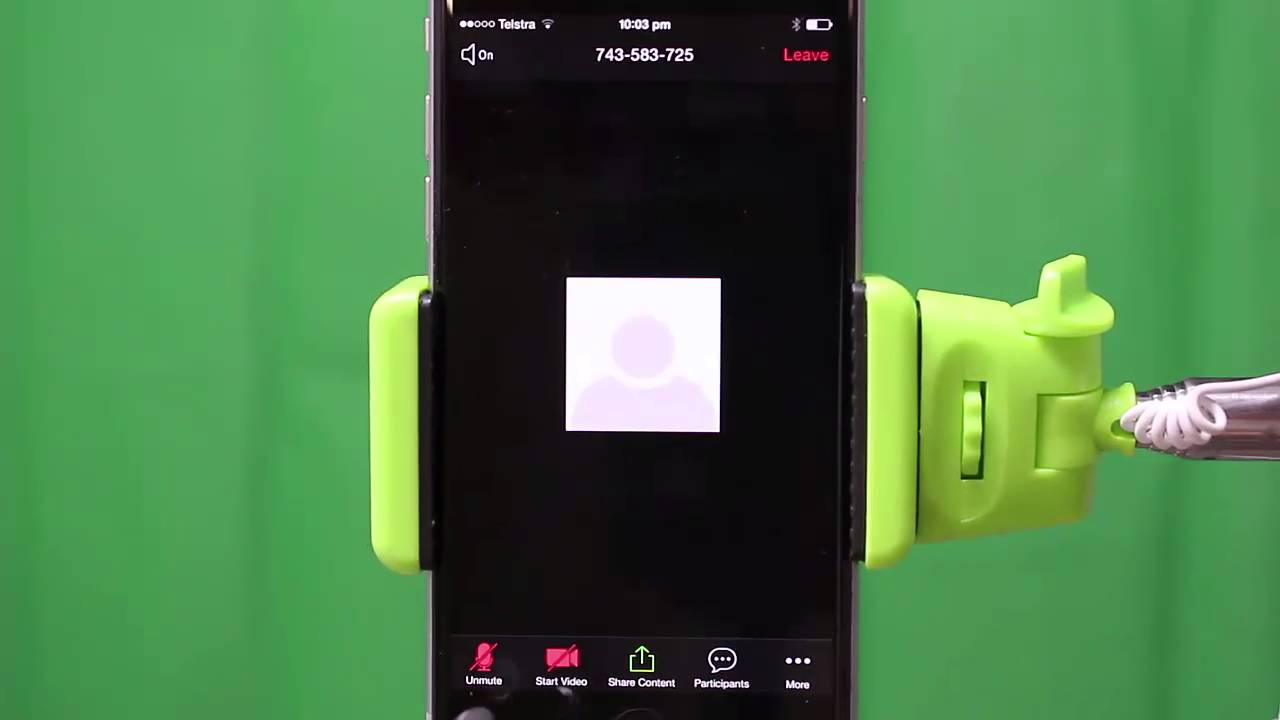 如何使用Zoom來參加電話會議 - YouTube