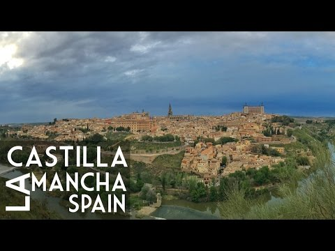 Toledo to Cervantes - where to go in Castilla-La Mancha, Spain
