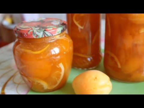 АБРИКОСОВОЕ ВАРЕНЬЕ- Азербайджанский, очень  Вкусный  рецепт👍 🍑 Ərik Mürəbbəsi/ Apricot Jam/