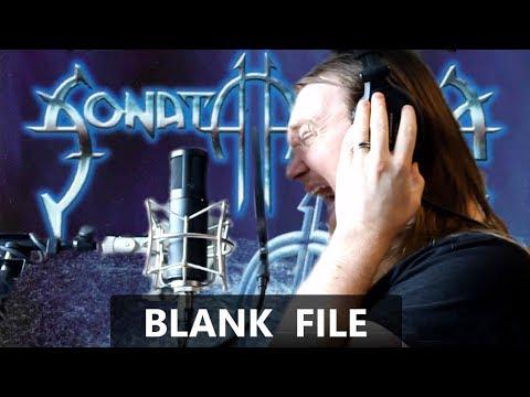 Sonata Arctica - Blank File (full cover by Andi Kravljaca)