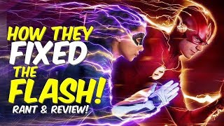 """How They Fixed The Flash! """"Nora"""" - Rant & Review!"""