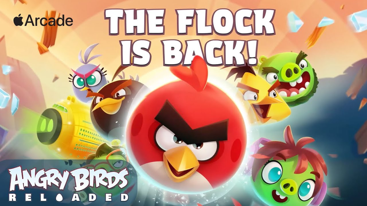 Angry Birds Reloaded   COMING SOON!