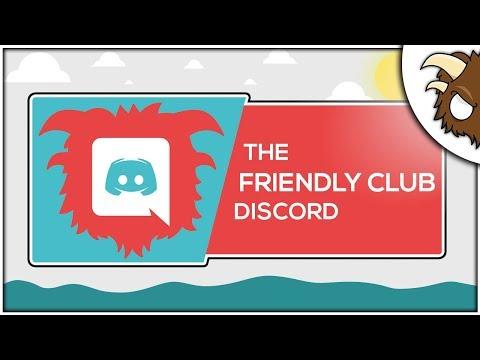 FRIENDLY CLUB DISCORD
