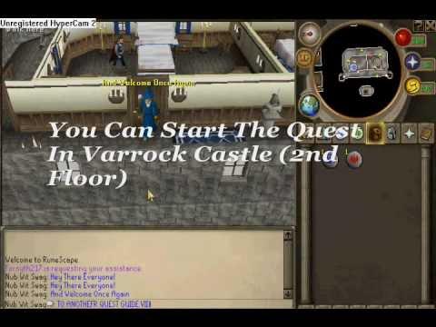 Runescape – Rune Mysteries Quest Guide