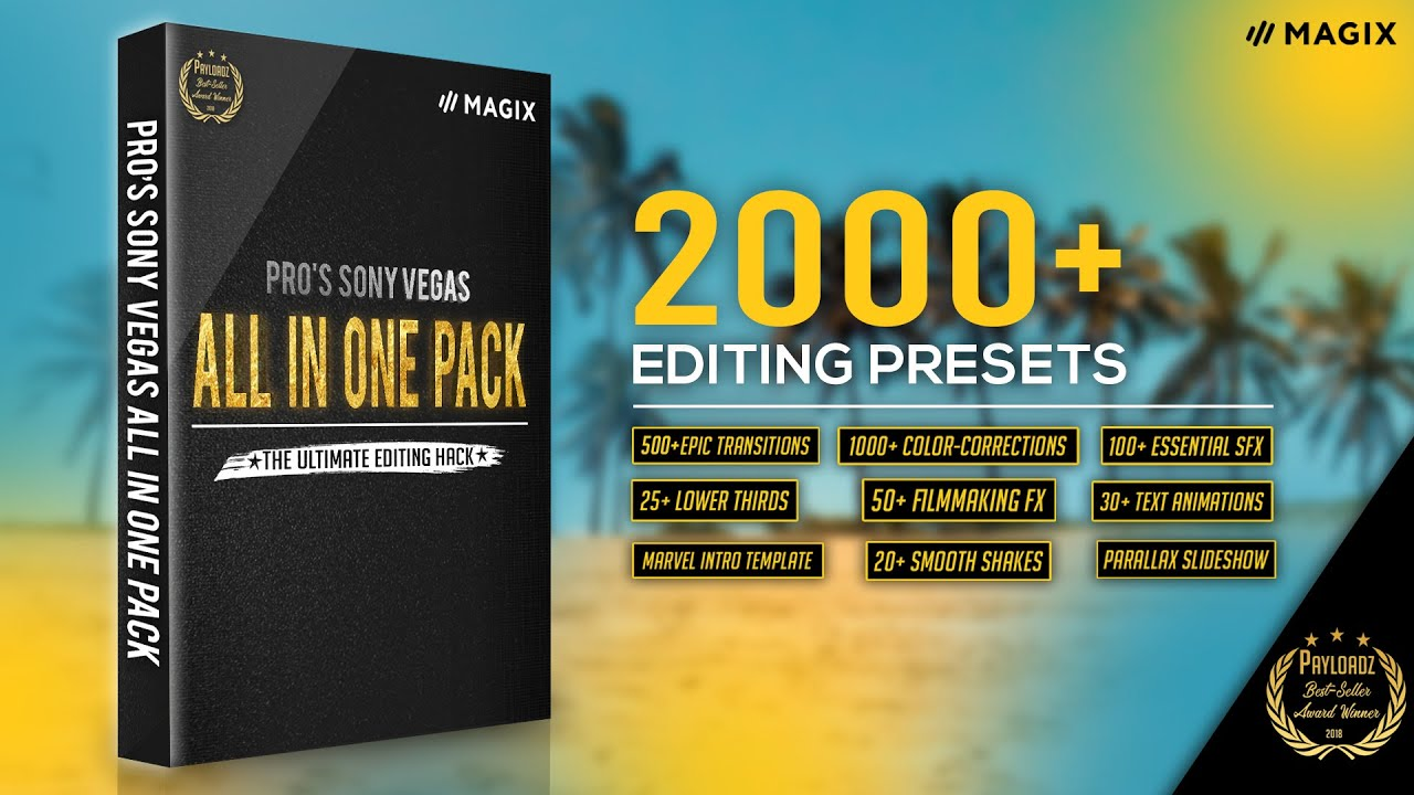 ULTIMATE ALLINONE TRANSITION PRESET FOR AE t