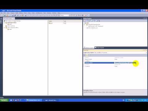 การทำตัวตั้งด้วยโปรแกรม vb 2010
