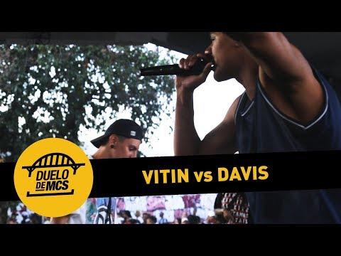 Deivis vs Vitin (Semifinal) - Batevolta - Duelo de MCs - 10/06/18
