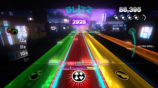 Trying out Rock Band Blitz - BrodyQuest