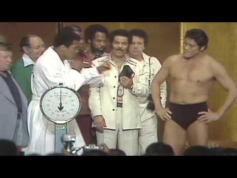 Ali vs. Inoki: The Hype of the Fight