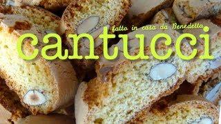 Cantucci Alle Mandorle Fatti In Casa Da Benedetta