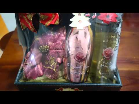 Wine Hamper from Singapore Airlines Service Recovery Gift