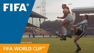 World Cup Highlights: Argentina - Switzerland, England 1966