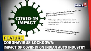 Coronavirus Lockdown: Impact of COVID-19 on Indian Auto Industry