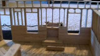 10 - Building Popsicle Stick House