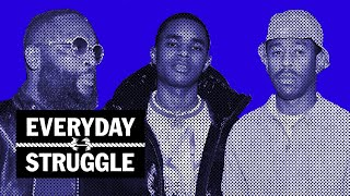 Why Multiple Rappers Drop Albums Same Day, Why Talented Artists Get Overlooked | Everyday Struggle