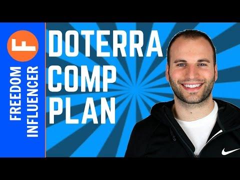 ★DoTERRA Compensation Plan★ RESIDUAL INCOME With DoTERRA