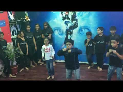 Lungi Dance! Easy Steps!kids Dance