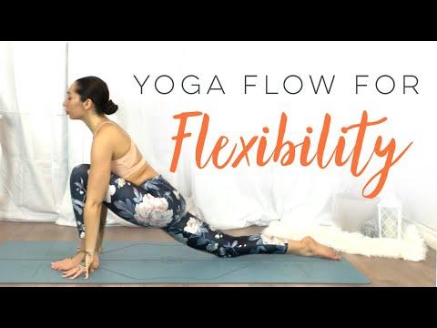 10 Minute Yoga Flow For Flexibility