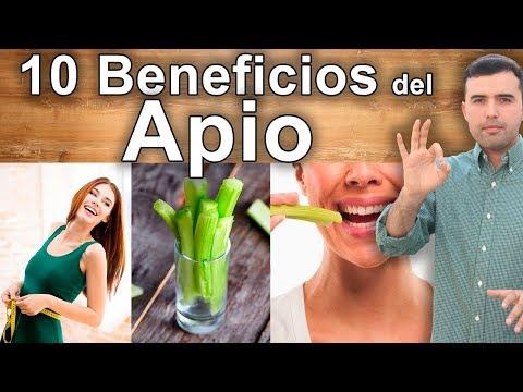 Los Beneficios del Apio - 10 Propiedades Curativas del Apio Para la Salud