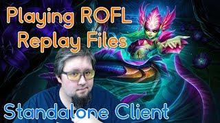league of legends rofl file