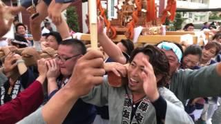 上新田神輿會 玉村ふるさと祭 2017.7.23 3 thumbnail