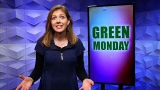CNET Update - Get ready for Green Monday. It's Black Friday Part 2