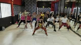 🎶🎵Cendol Dawet Koplo🎶🎵| Zumba Dangdut | #viral | Choreo By me