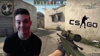 Call Of Duty Noob Plays CS:GO! #2