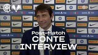 INTER 1-0 HELLAS VERONA | ANTONIO CONTE EXCLUSIVE INTERVIEW: