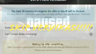 Gta 5 apk skip verification | Gta 5 Apk No Verification