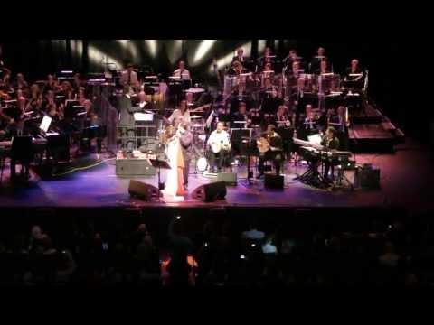 Khaled & Rotterdam Metropol orchestra. Wahran