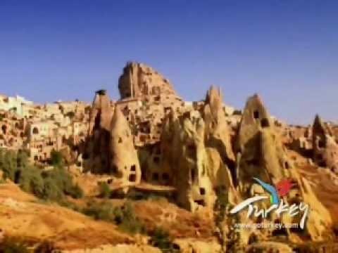 Watch on nevsehir turkey