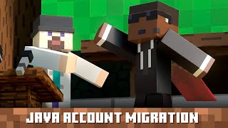Java Account Migration: A Fun Announcement by Dinnerbone