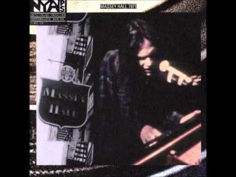 Neil Young Live At Massey Hall 1971: Don't Let It Bring You Down mp3