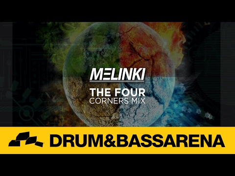 Melinki - The Four Corners Mix ft. Tali, Visionobi, Harry Shotta & Coppa