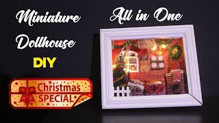 All in One DIY Christmas Special | DIY Works | Miniature Dollhouse