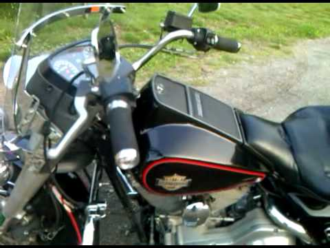 Harley Davidson Battery >> One Stop Motors - 1987 Harley-Davidson Dresser - YouTube