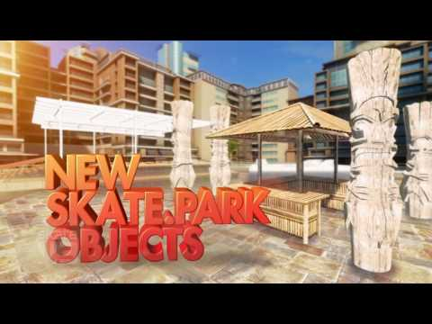 SKATE 3 Danny Way's Hawaiian Dream DLC - PS3 | Xbox 360