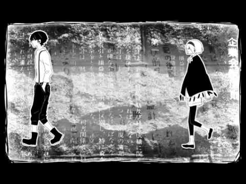 ENGLISH 二息歩行アニメPV Two Breaths Walking VOCALOID