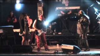 Calton Coffie & Inity Band - Summer Jamming (Sunsplash Reggae Fest 2011, Lima-Perú)