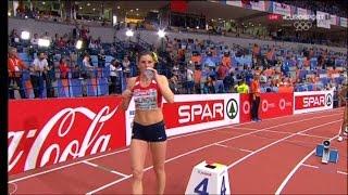 400m Women Final - HEM Belgrad 2017