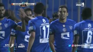 هدف الهلال الخامس ضد الوحدة (ناصر الشمراني) في الجولة 12 من دوري جميل