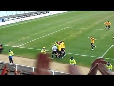 Chris Erskine scores v Falkirk 20.04.2013