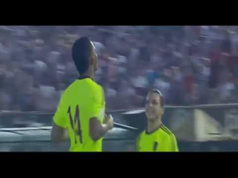 Paraguay 0-1 Venezuela | Gol Yangel Herrera (Deportes Unión Radio)