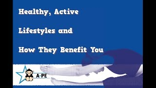 Gcse pe healthy, active lifestyle and how they benefit you edexcel board