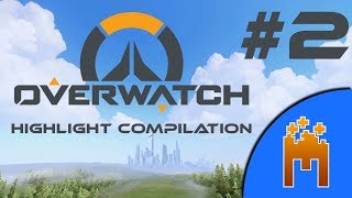Overwatch Highlight Compilation #2